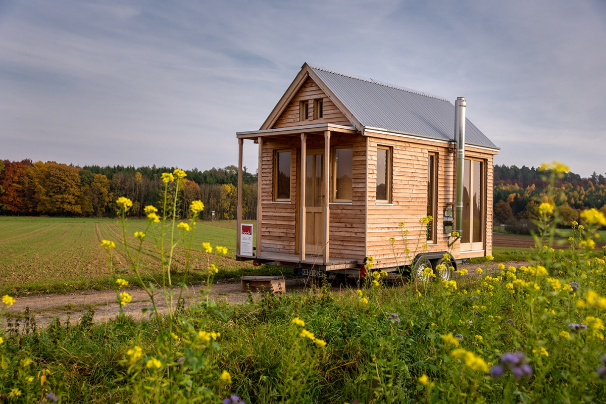 Tiny house tischlerei christian bock in bad wildungen for Modular haus deutschland